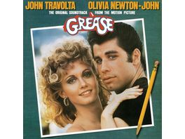 Grease 40th Anniversary Edt Ost