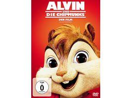 Alvin und die Chipmunks Der Film