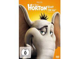 Horton hoert ein Hu