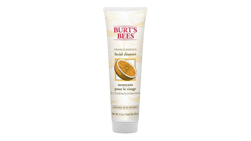 BURT S BEES Orange Essence Facial Cleanser