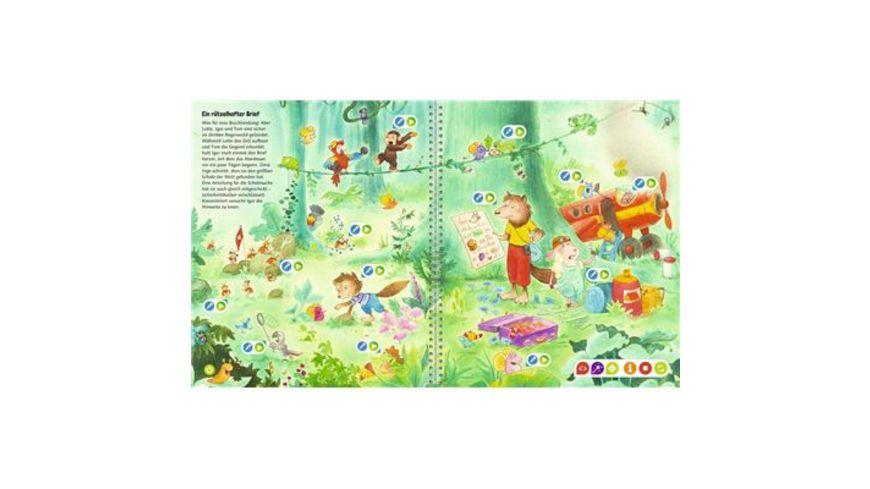 Ravensburger Buch tiptoi Create Schatzsuche im Dschungel