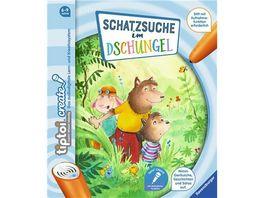 tiptoi Create Schatzsuche im Dschungel