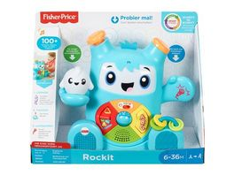 Fisher Price Fisher Price Rockit