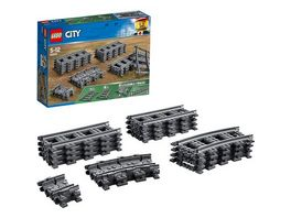 LEGO City Trains 60205 Schienen
