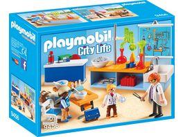 PLAYMOBIL 9456 City Life Chemieunterricht