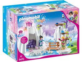 PLAYMOBIL 9470 Magic Suche nach dem Liebeskristall