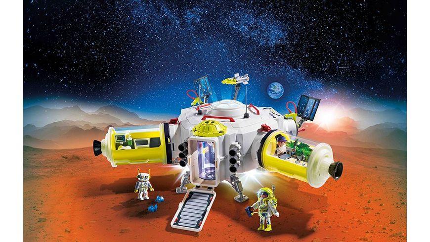 PLAYMOBIL 9487 Space Mars Station