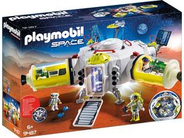 PLAYMOBIL 9487 Space Mars Station