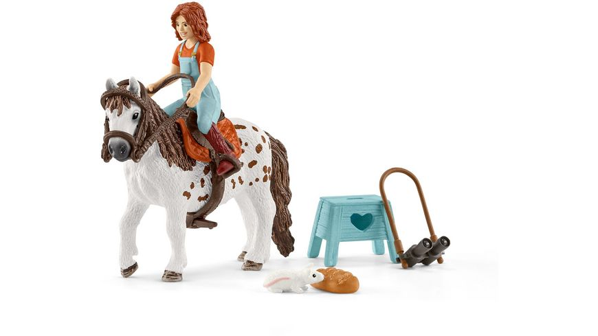 Schleich Horse Club Mia Spotty