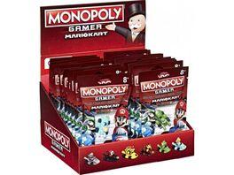 Hasbro Monopoly Gamer Mario Kart Figurenpack 1 Stueck sortiert
