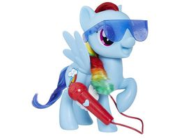 Hasbro My Little Pony Grossartig singende Rainbow Dash