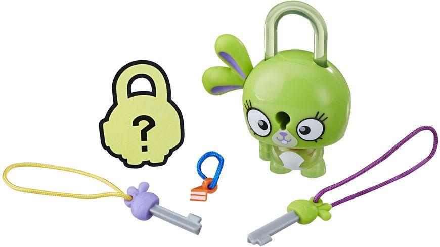 Hasbro Lock Stars Verrueckt verschluesselt Einzelpack sortiert