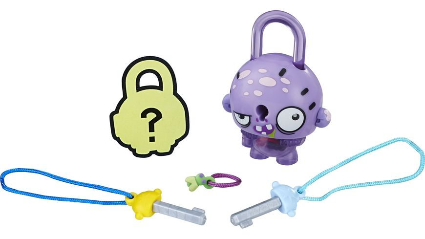 Hasbro Lockstars Verrueckt verschluesselt Einzelpack
