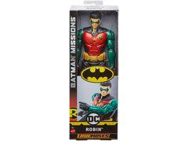 Mattel DC Batman Basis Figur Robin 30 cm