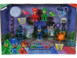 Simba PJ Masks Deluxe Figuren Set