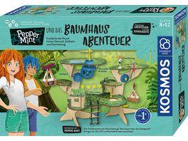 KOSMOS Pepper Mint und das Baumhaus Abenteuer
