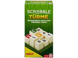 Mattel Games Scrabble Tuerme
