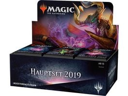 Wizards of the Coast Magic The Gathering Core 2019 Booster DE