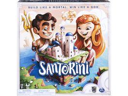Spin Master Games Santorini