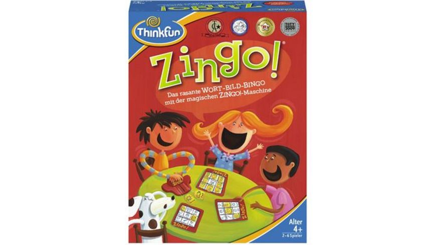 ThinkFun Zingo