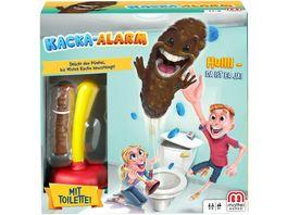 Mattel Games GMV84 Kacka Alarm