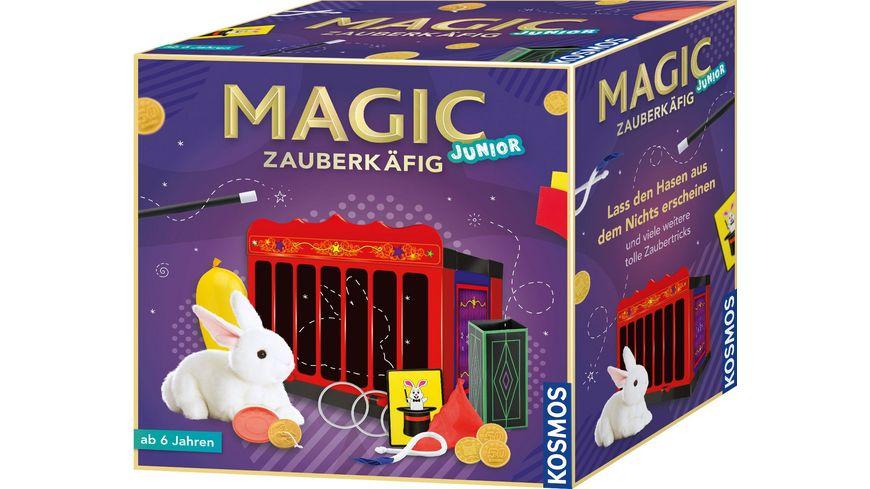 KOSMOS MAGIC Zauberkaefig