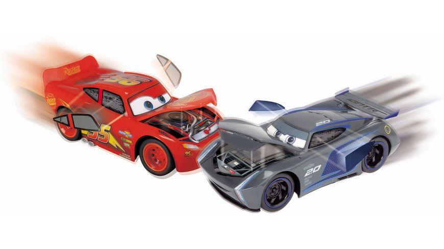 Dickie Toys RC Cars 3 Lightning McQueen Crazy Crash