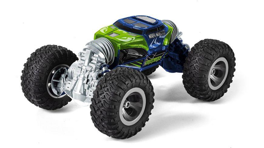 Revell Control Stunt Car Morphing Truck