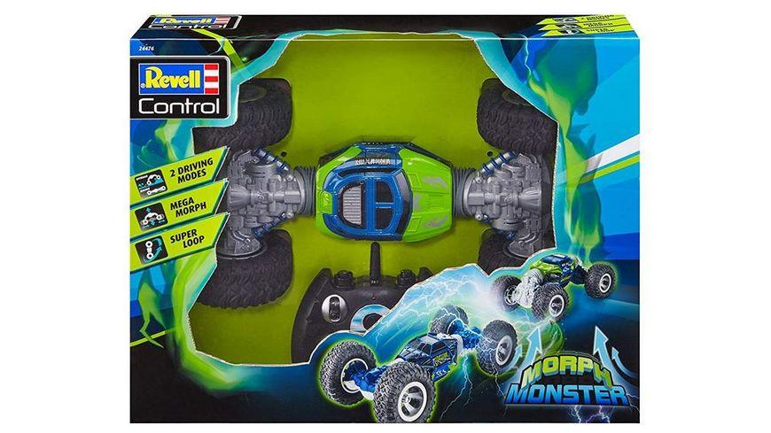Revell Control 24476 Stunt Car Morphing Truck