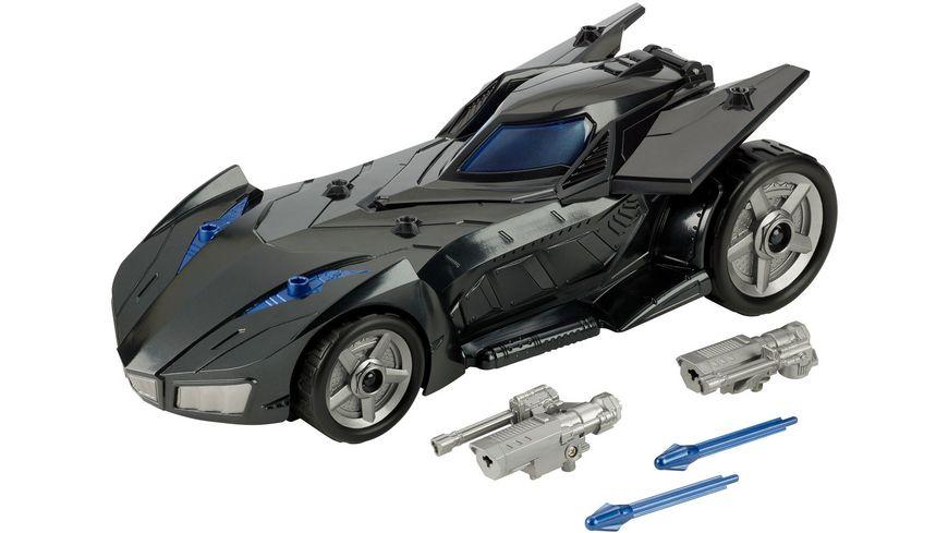 Mattel DC Batman Batmobil mit Abschussvorrichtung fuer 30 cm Figuren