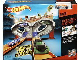 Mattel Hot Wheels Super Speed Blastway Set