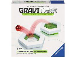Ravensburger Beschaeftigung GraviTrax Erweiterung Trampolin