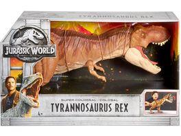 Jurassic World Riesendino Tyrannosaurus Rex ca 90 cm