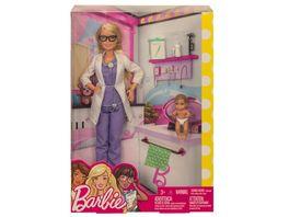 Mattel Barbie Barbie als Aerztin