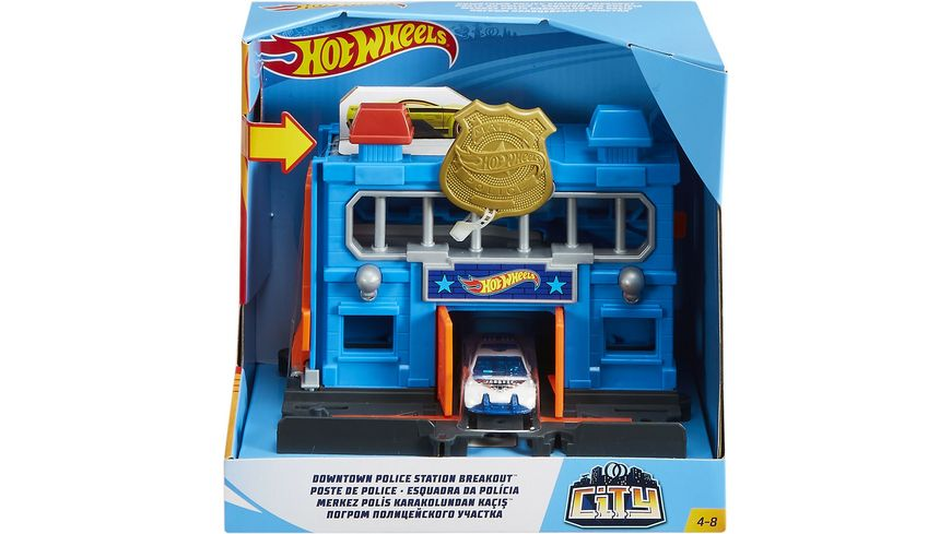 Mattel Hot Wheels Hot Wheels City Spielset 1 Stueck sortiert