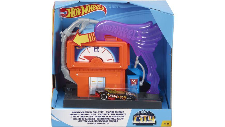 Mattel Hot Wheels Hot Wheels City Spielset Sortiment