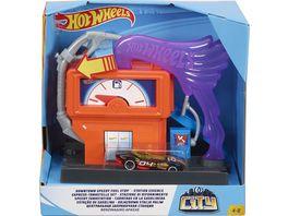 Mattel Hot Wheels Hot Wheels City Spielset 1 Stueck sortiert