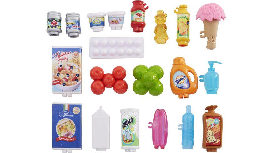 Mattel Barbie Supermarkt und Puppe
