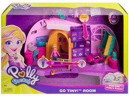 Mattel Polly Pocket Und Klein Zimmer
