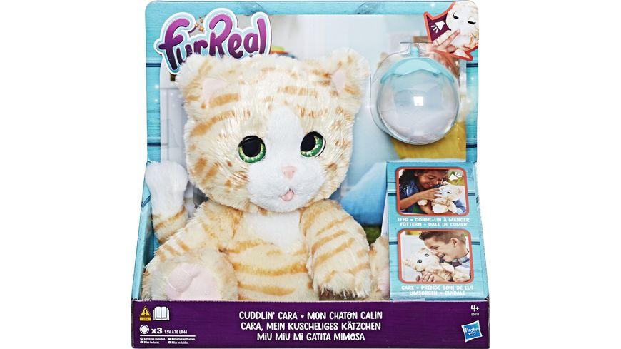 Hasbro FurReal Cara mein kuscheliges Kaetzchen