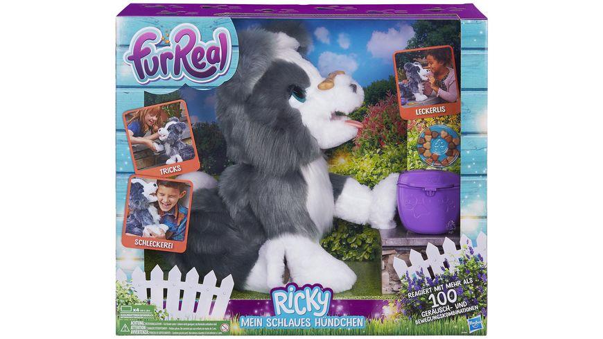 Hasbro FurReal Ricky mein schlaues Huendchen