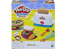 Hasbro Play Doh Toaster