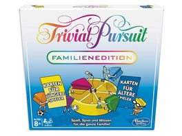 Hasbro Trivial Pursuit Familien Edition