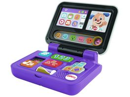 Fisher Price Lernspass Huendchens Laptop
