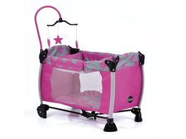 Hauck Toys for Kids iCoo Starlight Dotty Pink
