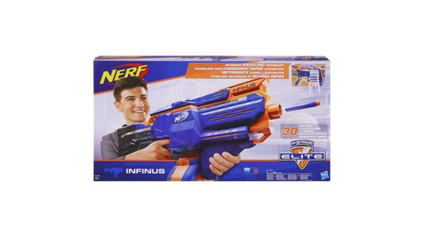 Hasbro Nerf N Strike Elite Infinus
