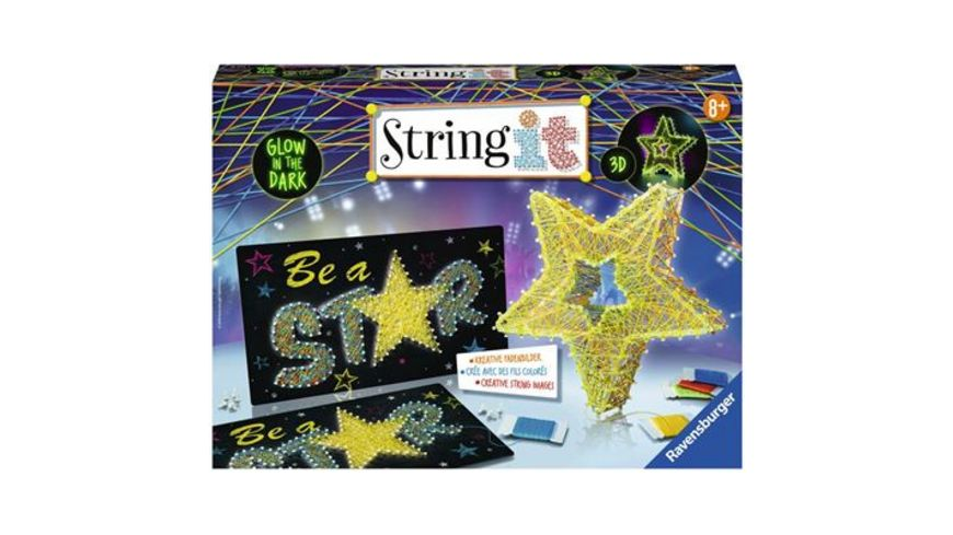 Ravensburger Spiel String it 3D Star