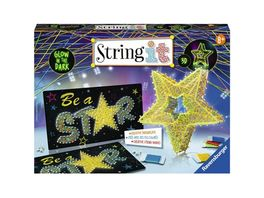 Ravensburger Beschaeftigung String it 3D Star