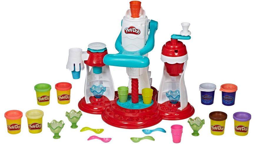 Hasbro Play Doh Super Eiscreme Maschine