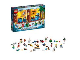 LEGO City Town 60201 City Adventskalender